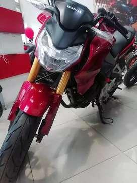 HONDA CB 190 R ROJO 2020