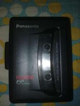 Walkman Panasonic (grabadora Periodica)