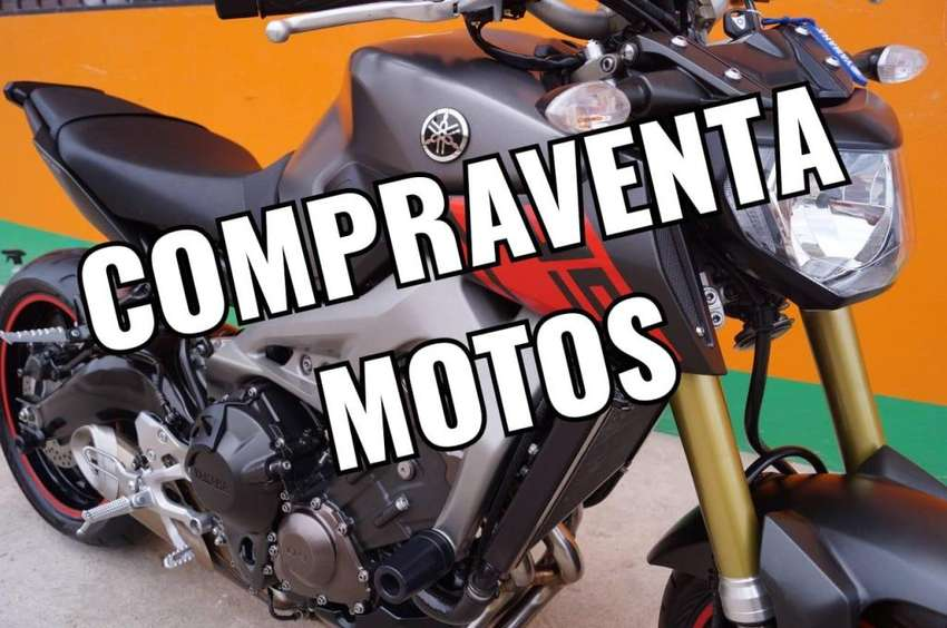 COMPRO TU MOTO EN 30 MINUTOS, PAGO INMEDIATO SIN TANTO PAPELEO! 0