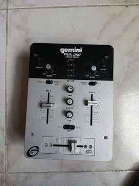 Vendo Mezclador Gemini