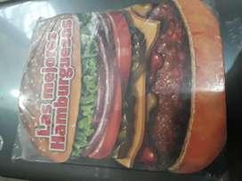 Libro las mejores hamburguesas