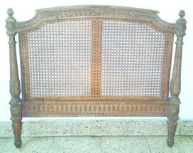 Cabecera de cama Luis XVI