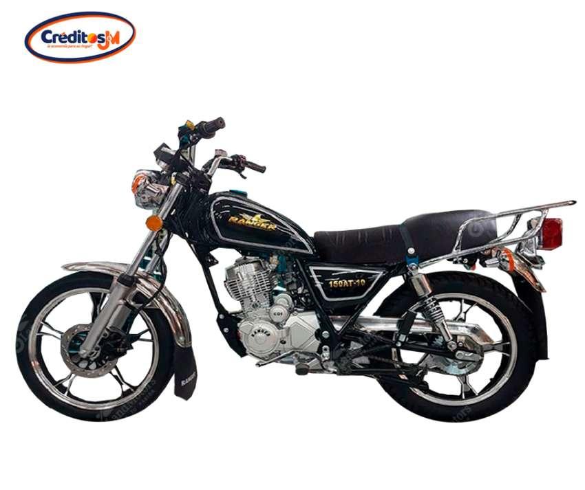 Moto Ranger 150cc AT-10 GN  (2020) 0
