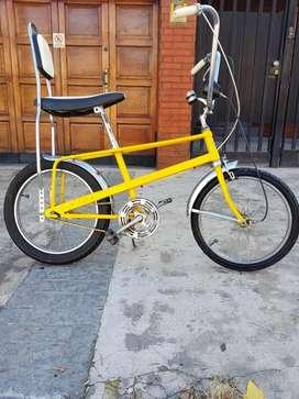Alquiler De Bicicleta Vintage De Los Años 70 Asiento Banana!