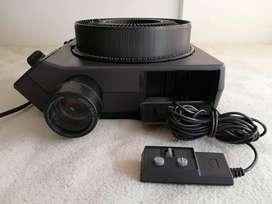 Proyector Diapositivas Kodak Carousel 4600 Usado Funciona