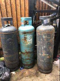 Envase gas 45