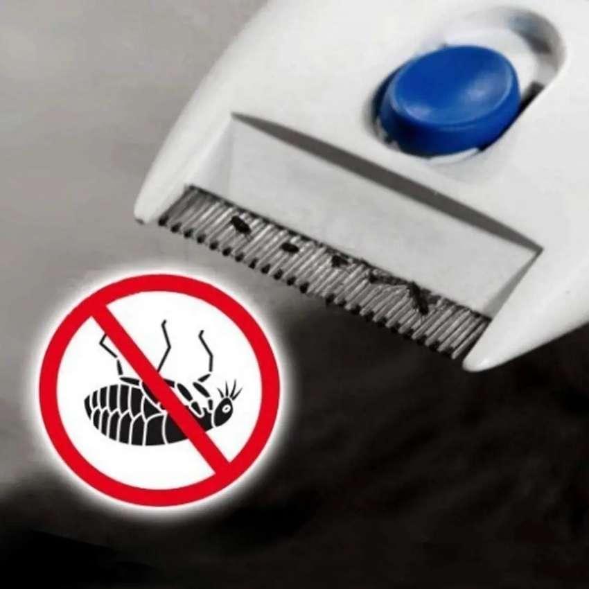 Mata pulgas para mascotas eléctrico