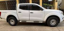 Pick up Nissan Frontier NP300. 4x4