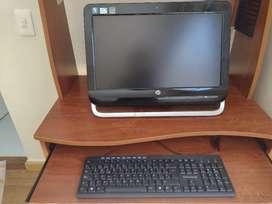 Desktop HP Omni 120-1124