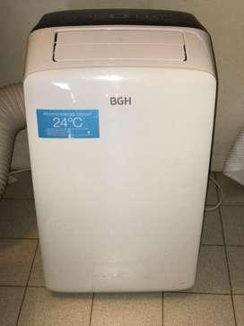 Aire Acondicionado Portatil BGH 3500W