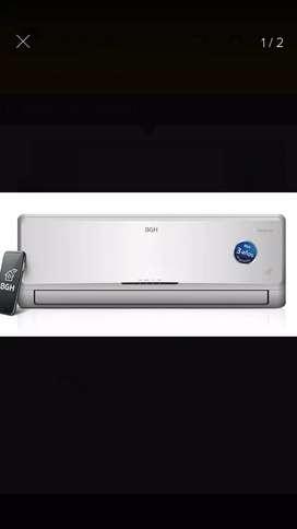Aire acondicionado BGH frio-calor