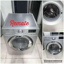 Lavadora secadora 26 libras, haceb, en remate, buenas condiciones