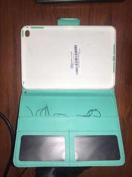 Estuche tipo agenda semi nueva iPad Mini 1-2-3-4
