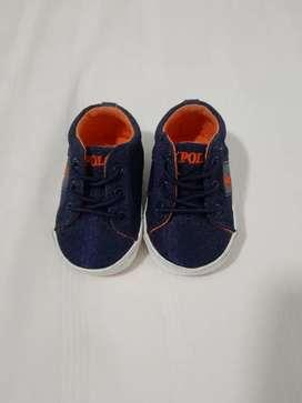 Zapatos Ralph Lauren bebé