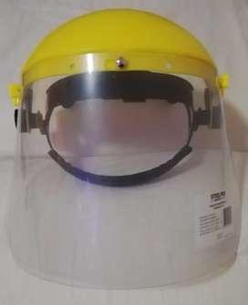 Careta de protección facial