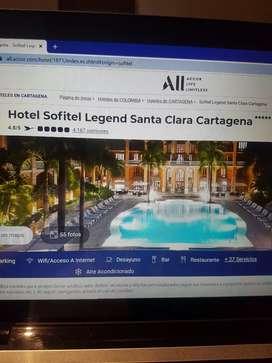 CARTAGENA HOTEL SANTA CLARA DICIEMBRE 19 AL 26