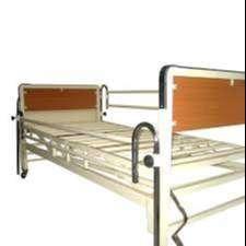 cama clinica colchon ortopedico 4 articulaciones