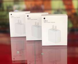 Cargador Apple Carga Rapida para tu iPhone y iPad