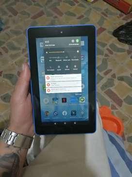 Vendo o cambio tablet Amazon. Fire 5 en perfectas condiciones como nueva