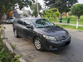 Toyota Corolla, año 2010, Modelo XLI, Transmisión Mecánica, en excelente estado