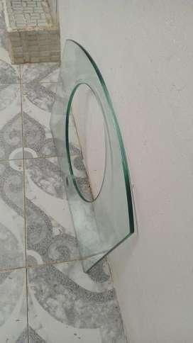 Vidrio Templado Grueso para Lavamanos
