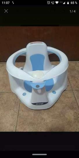 Aro de baño bebé