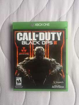 Call of duty Black OPS III para Xbox one