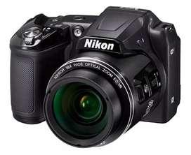 Nikkon Coolpix L840 16mpx Zoom 38x