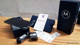 Motorola One Fusion 4 GB de ram y 128 GB de almacenamiento interno. Nuevo en caja sellada