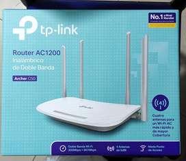Router TP Link inalambrico doble banda