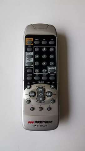 Control remoto equipo premier 1 CD