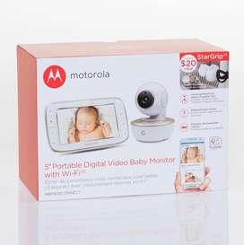 Monitor para bebe motorola con wi fi