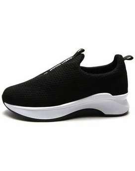 Zapato Tennis Deportivo Para Dama Suela Goma T.R