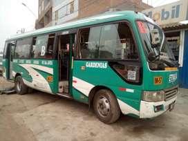 Minibus Denway en ocasión