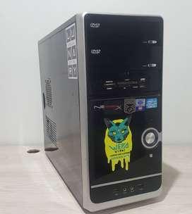 CPU con NVIDIA GeForce1050 TI