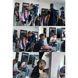 Curso de Barberia Profesional