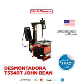 Enllantadora de Neumáticos T5340T JohnBean  - Vadocorp - Tecnicentro - Taller Automotriz