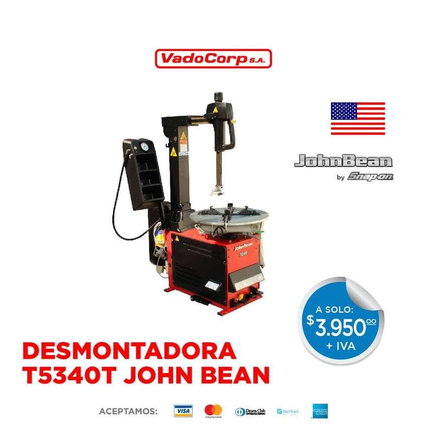 Enllantadora de Neumáticos T5340T JohnBean  - Vadocorp - Tecnicentro - Taller Automotriz 0