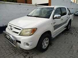 Toyota Hilux 4x4 TD DX 2005