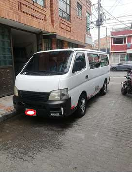 Nissan Urvan 3.0 Diesel Perfecto Estado