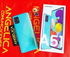 Samsung galaxy A51 nuevos factura garantua Angelica comunicaciones
