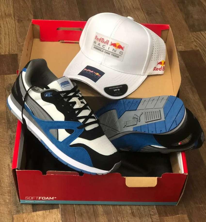 Zapatos Puma Mirage Og