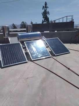 Termas Solares Reparacion,mantenimiento