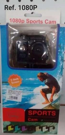 Video cámara  sport