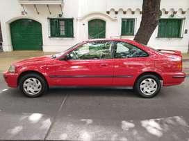 Honda Civic coupé EX
