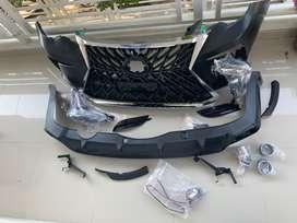 BodyKit Lexus Para Toyota Fortuner 17-19