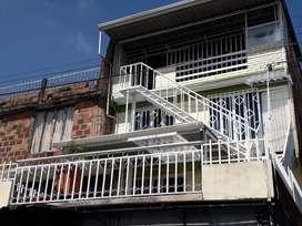 Venta de Casa de 4 pisos independientes, totalmente terminada