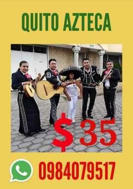 Mariachis en Quito Sur Chillogallo