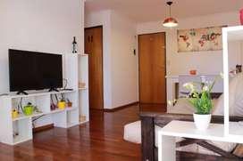 Depto AMOBLADO - 1 dormitorio /confort diseño/ NUEVA CORDOBA!! [ILLIA]