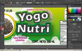 Vendo yogur natural